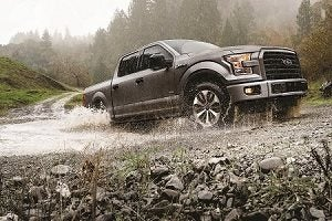 2018 Ford F-150 Motor Trend Truck of the Year® | World Ford
